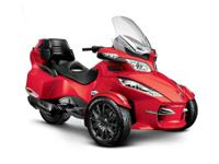 New 2013 Can-Am Spyder RT-S SE-5 (manual shift