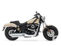 FXDFThe all-new Fat Bob motorcycle. Blacked-out