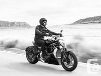 New Ducati CruiserLow Speed Excitement, irreverent,