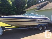 This boat is in EXCELLENT condition! Merc 7.4 l (454