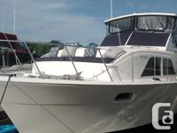1979 chris craft catalina 350 dc in good turn key