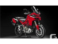 2016 Ducati Multistrada S Touring Go Everywhere The