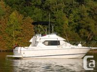~VERY WELL CARED FOR 2858 BAYLINER FLYBRIDGE WITH