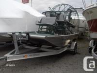 2007 GTO Performance Air Boats 15' Standard Got low