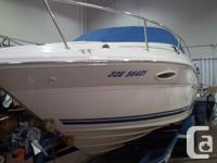 2003 Sea Ray 225 BowriderThis 2003 Sea-Ray 225 is in