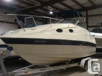 Just Traded, 1997 Regal 242 Commodore 5.0 Ltr Volvo,