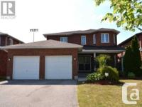 Overview Brick Home In East Barrie! No Neighbour