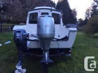 1998 immaculate C-Dory New Lamar anchoring system,