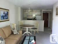 860 Sq Ft Two Bed Two Bath, Fully Furnished Unit On