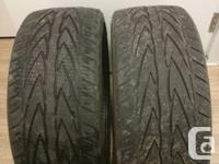 I'm selling a pair of 225 35 19 Toyo Proxes 4