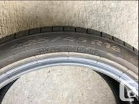 Set of 4 Pirelli Cinturato P7 All Season + 225/45/R18