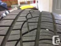 Continental pure contact 225/45r17 with 7/32 tread