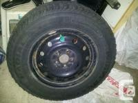 I have a type of 4 Hankook RW07 winter months tires