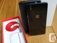 Hi, selling my amazing OnePlus X as I have upgraded. -