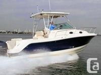 Robalo's fleet now extends to thirteen models spread
