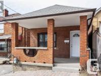 Overview Solid & Charming Well Kept 2+1Br Detached