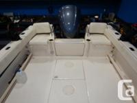 The cleanest Grady-White 226 Seafarer we have seen in