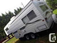 FOR SALE..1999 22ft Travelaire Rustler 5th Wheel with