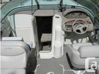 2000 Maxum 2300SC, 24' Cuddy Log cabin, Mercruiser 5.0