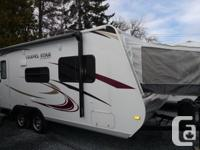 2014 Starcraft Travel Star Expandable 207RB Designed to