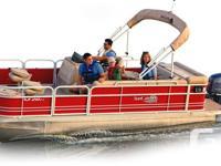 The 20� SunCatcher V SeriesTM Fish & Cruise model is