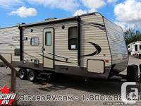 Description: The 2016 Hideout 242LHS, by Keystone, is a