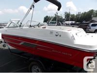2016 Bayliner 175BRFresh from the factory, new 2016