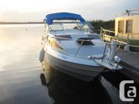 1991 Campion Victoria 230Inboard/Outboard, Merc 220,