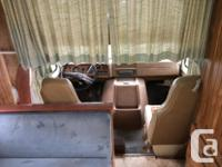 Have for sale a 1979 triple e 23 ft class c motorhome ,
