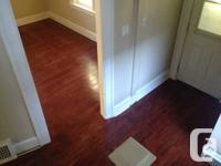 Recently repainted, all wood floorings, in exceptional
