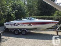 Mint condition, fresh water boat kept on Cowichan Lake