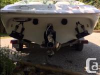 Mint condition 2002 Baja Boss, fresh water boat kept on