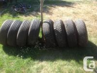 Michelin LTX M&S2 an excellent tire with low mileage