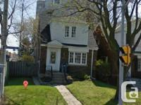 Available July 1 Two Bedroom Plus Den In South Leaside.