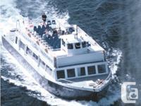 ~~19.8m x 7.1m x 2.23m 1972 Steel Passenger Ferry/Tour
