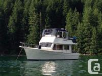 NEW TO MARKET The Mainship 34 is a fantastic couples