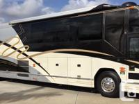 1997 PREVOST Featherlight, Upgraded to a 2004 / 2005