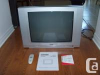 This Colour TV was rarely utilized, as well as is in