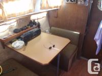 This boat is cruise ready. Built in 1974 she is a 24