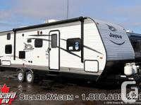 Description: The 2016 Jay Flight SLX 267BHSW, by Jayco,
