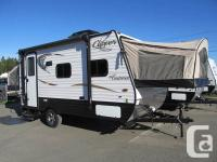 2016 Coachmen Clipper Ultra-Lite 16RBD The longstanding