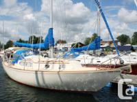 SEVERANCE is a classic yacht designed by John Alden and