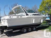 SOLD IN five DAYS. 1989 SEARAY 300 SUNDANCER We are