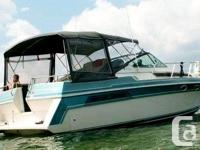 The San Tropez is 1 of Wellcraft's most popular boat