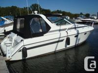 1991 29� Tiara 290 Sport She�s An Attractive and