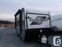 2016 Starcraft Launch 17SB As the name implies, the