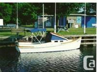 "200320' x 7' x 8"" Okoume Plywood/Resin Power Camp for sale  Ontario"