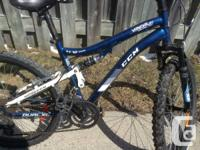 "24"" CCM Vandal Dual XC (Full Suspension)  Original"