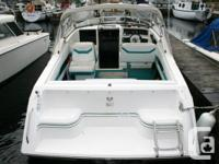 1992 24 foot Wellcraft Eclipse. Beautiful family