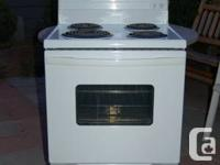 "Apartment sized 24"" Kenmore Stove #C970-49202 -48.75"""